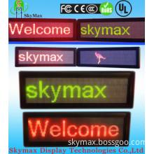 Skymax indoor advertising led display board