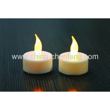 Led Tea Lights With Yellow Flickering Led China Suppliers Manufacturers