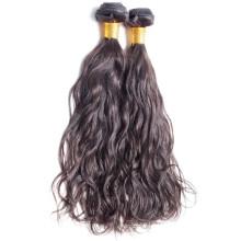 extensiones de pelo natural de mayorista chino, pelo virginal peruano del