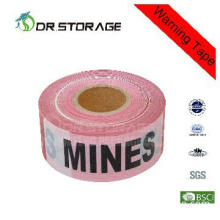 red/white warning tape,striped warning tape,caution tape with SGS