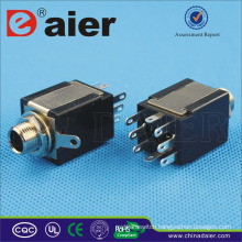 Daier 6.35mm Jack, Audio Converter Trs*