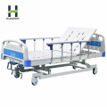 Hot sale three functions hospital medical manual bed