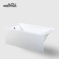 66 × 32 Three Wall Alcove Bathtub