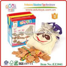 Niños juguetes educativos creativos