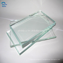 tempered glass thickness chart made in China