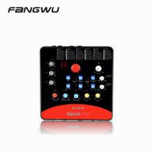 Top Quality External Audio Mixing Sound Card Audio Interface Net