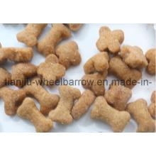 Chaîne de production d'aliments pour animaux de compagnie / chaîne de production d'aliments pour chiens