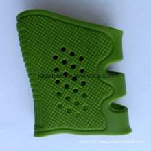Stock Silicone Rubber Glock Grip