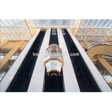Ascensor observación moderna ascensor ascensor panorámico