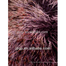Superb Goat Skin Leather Cushion Cover