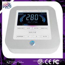 Dispositivo de alimentação permanente de máquina de maquiagem digital LED