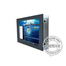 Multi Touch Screen Kiosk 15 Inch All In One Full-hd , Indoor