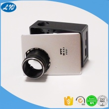 CNC milling aluminum camera case