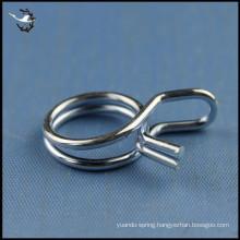Custom fan belt tightener spring