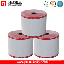 80mm Width Printed Thermal Paper Roll for POS Machine