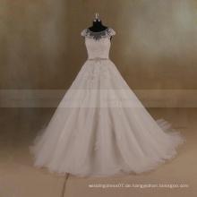 2016 Hochzeitskleid zivile reale Fotos Hochzeitskleid Design