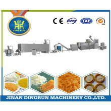 Ligne de production automatique d'extrudeuse de miettes de pain