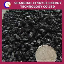 Carvão activado granulado a base de carvão antracite em fábrica no preço de kg