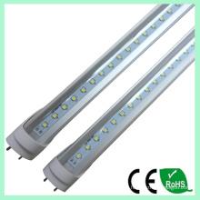 CE RoHS FCC couvercle Transparent clair 2 t 4 t 5 t tubes LED T8