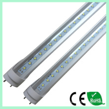 CE RoHS FCC Transparent Cover Clear T8 2t 4t 5t LED Tube Light