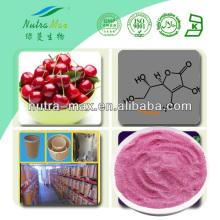 Natural Acerola Extract Powder VC17%,25% CAS: 223747-63-5 China Manufacturer