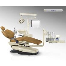 Links- und Rechtshändige Dentaleinheit Top-Mounted