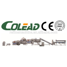 SUS304sand steel salad washing line/vegetable and fruit processing line /IQFwashing machine/frozen vegetable production line/