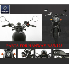 Hanway RAW125 ricambio completo