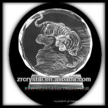 K9 Crystal Intaglio do molde S068
