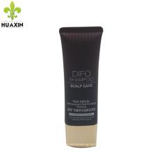 Empaquetado cosmético estupendo ovalado plástico del tubo del champú del pelo 50g