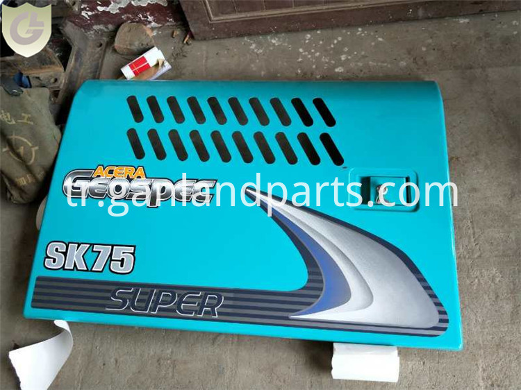 Kobelco Excavator Doors And Panels