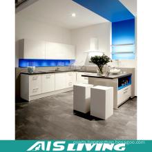 U-Shape Kitchen Cabinets Furniture with Taps Foshan Supplier (AIS-K426)