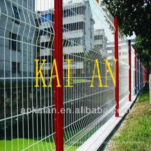 Schlussverkauf!!!!! Anping KAIAN PVC beschichteter galvanisierter geschweißter Drahtzaun