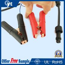 Шнур питания соединительный кабель разъем с зажимом