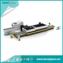 Landglass China Supplier Horizontal Glass Tempering Furnace
