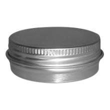 Pot en aluminium de 80ml pour l'empaquetage cosmétique