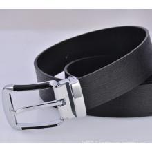 Fabricant en gros de ceinture en cuir de bonne qualité en cuir PU