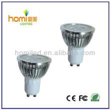 2013 heißer Verkauf GU10 high-Power led spot Licht 3w