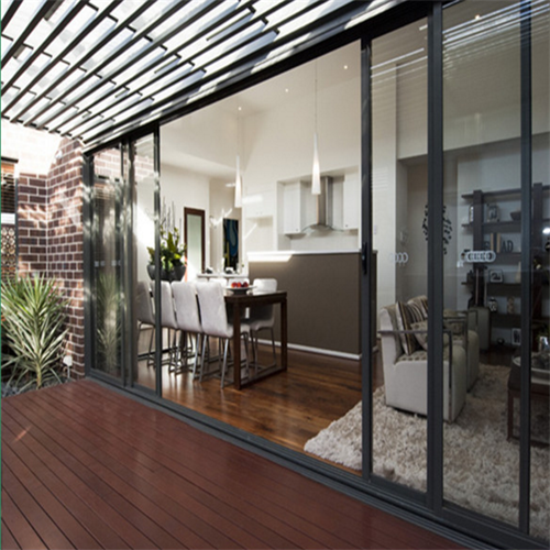 Aluminium lift and sliding door 2