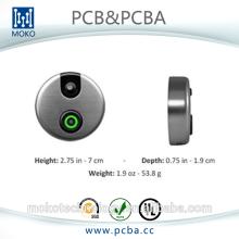 timbre de video wifi inteligente con micrófono de altavoz y sensor de movimiento