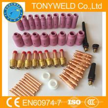 Weldcraft TIG в 18 сварочной горелки длинные задние крышки 57Y02