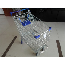Australien-Art-Einkaufswagen-Supermarkt-Laufkatze