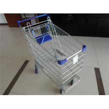 Australia Style Shopping Cart Supermarket Trolley