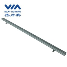 Outdoor led linear facade light