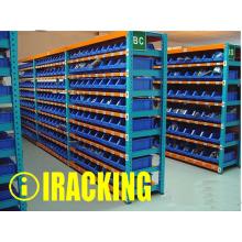 Estantería de almacenamiento mediano, estantería sin tornillos (1x)