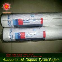 Esterilización por calor, papel Tyvek