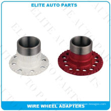 Knock-off Adapters for Wire Wheel