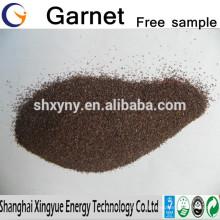 Натуральный красный гранат для пескоструйной 30/60with высокое качество