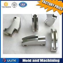Peças de precisão automotiva de peças de liga de alumínio que usam grande processamento CNC para desenho