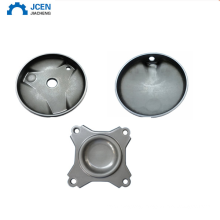 OEM Precision cnc parts stainless steel watch case